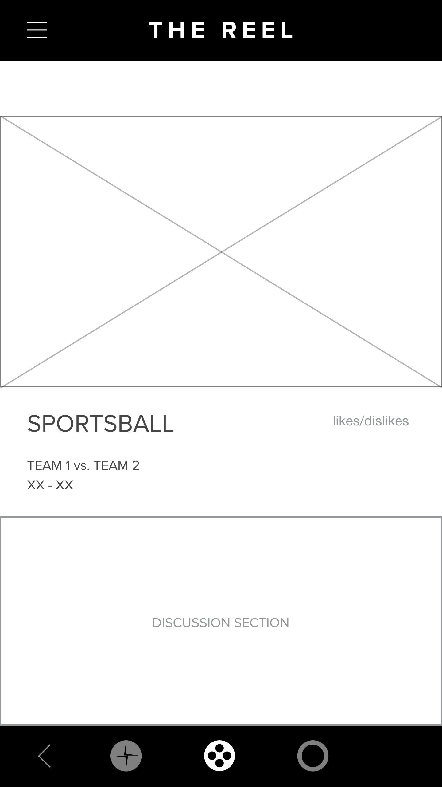 Sportsball View